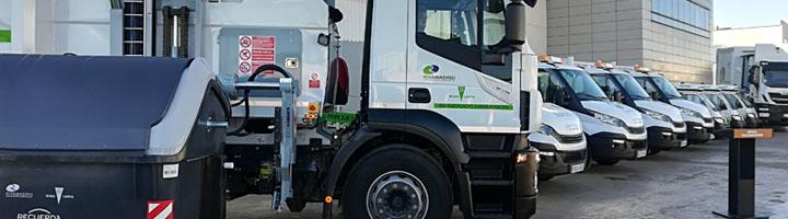 Rivamadrid mejora la limpieza viaria y la recogida de residuos urbanos de la ciudad con nueve vehículos nuevos