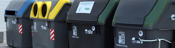 Torre Pacheco renovará todos los contenedores de recogida de residuos