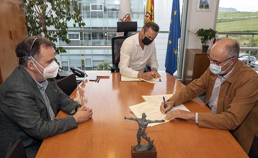 Cantabria destina 1,4 millones a la Red Cántabra de Desarrollo Rural para potenciar el programa Naturea