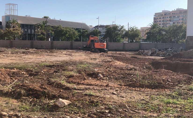 Castellón contará con una nueva zona verde junto a la avenida Doctor Clará de más de 2.800 m²