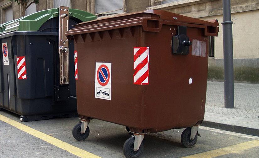 Castellón implanta la recogida selectiva de residuos orgánicos con nuevos contenedores