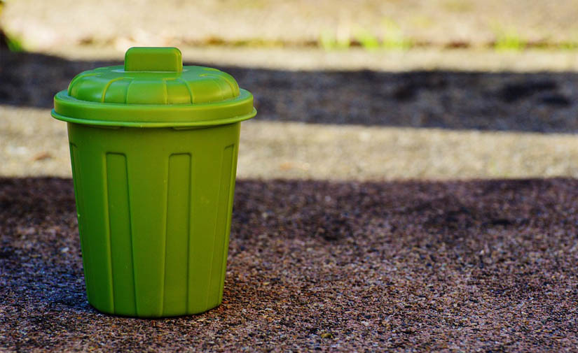 Castellón ultima la implantación del contenedor de recogida de residuos orgánicos