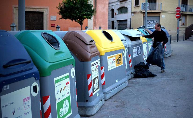 Cataluña promueve la innovación hacia nuevos modelos de recogida selectiva de residuos municipales