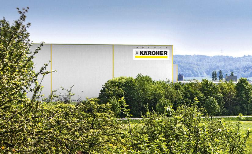 Cero emisiones, reciclaje y responsabilidad social, ejes de la estrategia de sostenibilidad de Kärcher