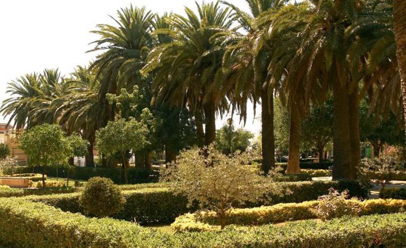 Chiclana pone en marcha el nuevo contrato para parques y jardines con mejoras y novedades