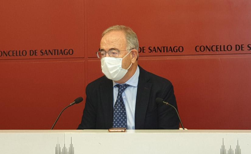 Cinco empresas optan por adjudicarse el contrato de recogida de basura y limpieza viaria de Santiago de Compostela