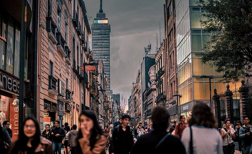 Ciudad de México, una megalópolis en guerra contra las bolsas de plástico