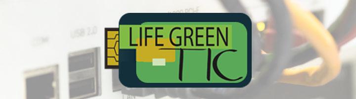 El proyecto Life Green TIC logra reducir las emisiones de CO2 cerca de un 31%