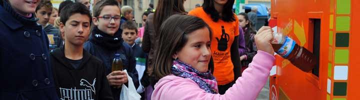 Recogidos más de 7.500 litros de aceite doméstico usado para su reciclado en Almería