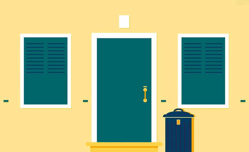 Comienza la licitación del servicio de recogida de residuos puerta a puerta de Maó y Es Castell en Menorca