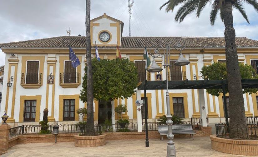 Comienza la obra de renovación del alumbrado en Guillena