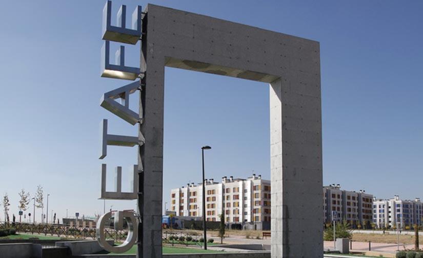 Comienzan en Getafe las obras de una nueva plaza con pérgola y sombra en el barrio de Los Molinos