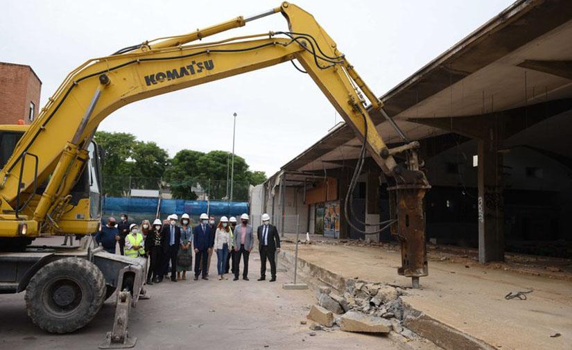 Comienzan en Sevilla las obras para la construcción de un nuevo centro deportivo de 11 millones de euros