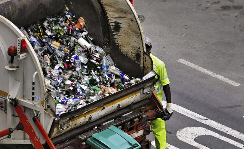 ¿Cómo afecta la COVID-19 a la gestión de residuos municipales?