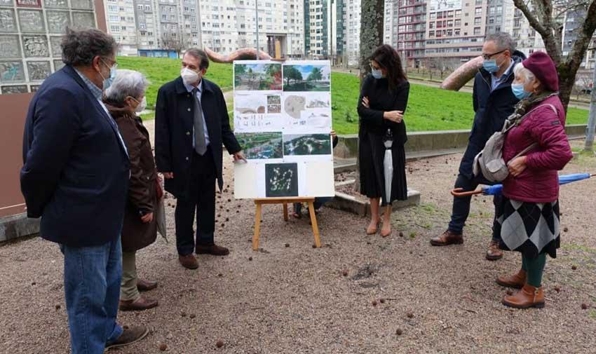 Concello de Vigo invertirá 1,6 millones en la reforma integral de la Plaza de la Miñoca