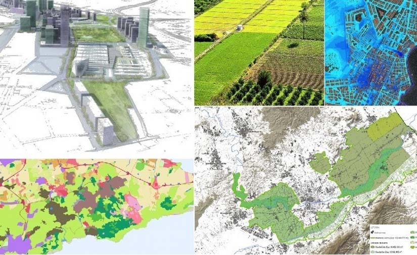 Congreso internacional UPCT sobre espacios vulnerables, smart cities y nuevas herramientas de planificación