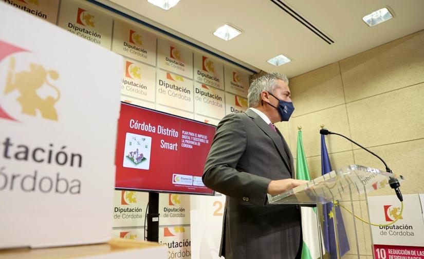 'Córdoba Distrito Smart' consigue subvención autonómica