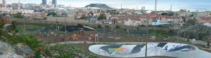 El Ayuntamiento de Santa Cruz de Tenerife abre el nuevo parque infantil de Cuchillitos de Tristán