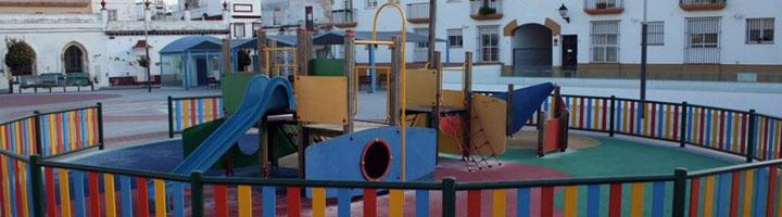 Puerto Real confía en CONTENUR para el mantenimiento de todos sus parques infantiles