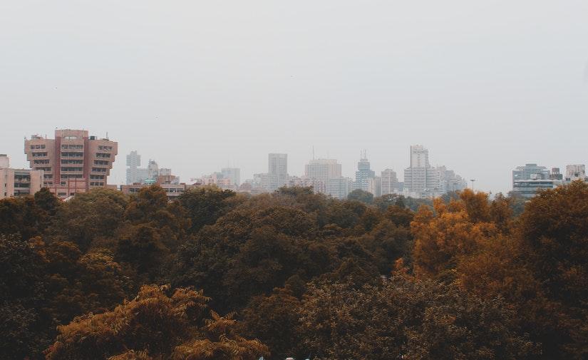 ¿Cuál es el nivel de contaminación del aire en las ciudades europeas?