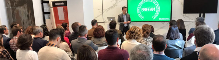 "Jornada BioEconomic ""Los beneficios de BIM - BREEAM® - LEED® - WELL"