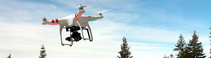 Murcia utilizará un dron para actualizar la cartografía e información urbanística