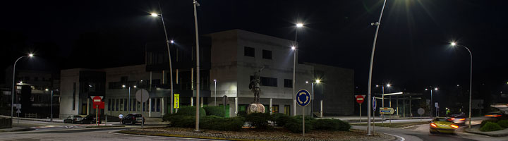 El municipio de Catoira reduce un 82% el consumo energético de su alumbrado público