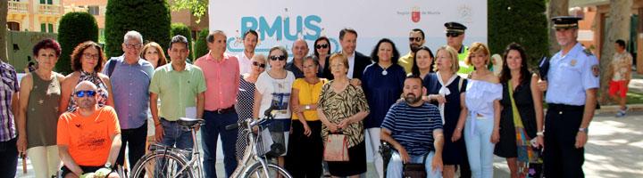 El Plan de movilidad urbana sostenible de Lorca devuelve el protagonismo a las personas en la ciudad