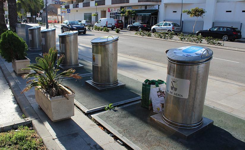 Dénia licita el nuevo servicio de recogida de residuos y limpieza urbana