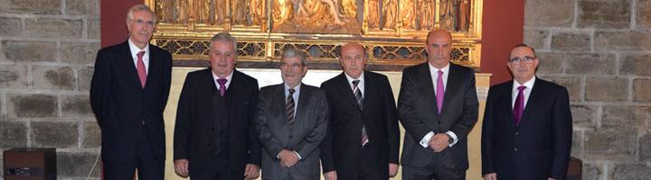 D. José Luis de la Torre y D. Francisco Cabrera, galardonados con los III Premios ANEPMA