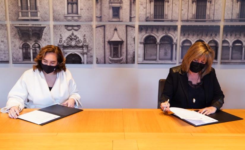 Diputación y Ayuntamiento de Barcelona se alían para destinar 50 millones de euros a equipamientos públicos