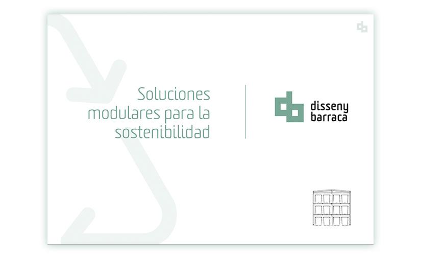 Disseny Barraca presenta su nuevo catálogo de mobiliario para reciclaje y gestión de residuos