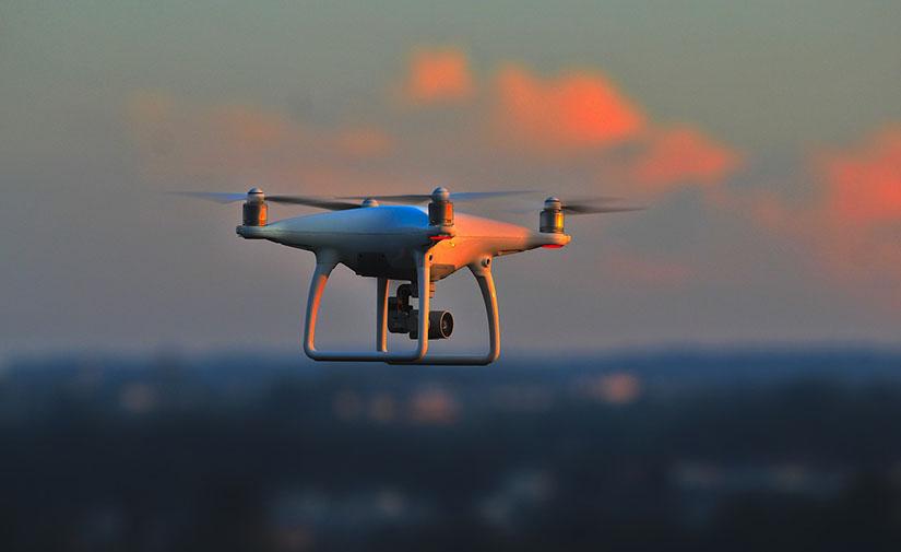 Drones para que las ciudades del futuro sean más eficientes, seguras y verdes
