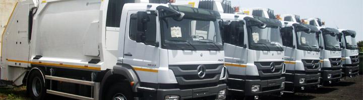 Geesinknorba España suministra cinco unidades GPM III a Urbaser en Tenerife