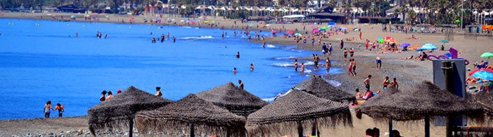 Estepona ejecutará 250 actuaciones para poner a punto las playas antes de Semana Santa