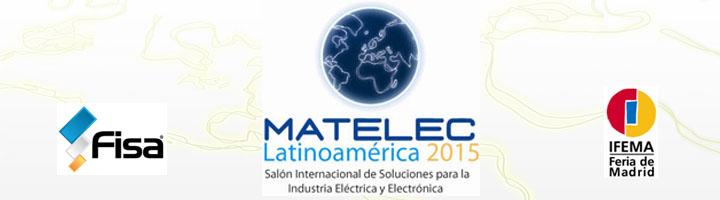 MATELEC Latinoamérica abre el plazo de inscripción para la reserva y elección de espacios para su edición  de 2015