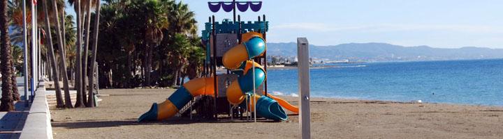 Málaga ha destinado más de 300.000 euros a actuaciones en las playas de la ciudad durante 2018