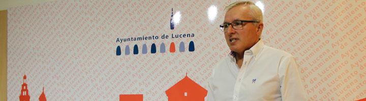 Lucena anuncia el comienzo de las obras de los Jardines de la Cruz Roja