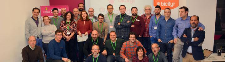 En bici sin edad, la idea ganadora de Bicity Valladolid