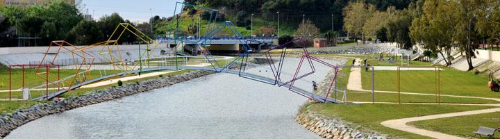 La segunda fase del parque fluvial culmina los trabajos de reconversión del río Fuengirola