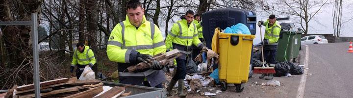 El municipio de Mos adjudica a Urbaser el nuevo servicio de recogida de residuos y limpieza viaria