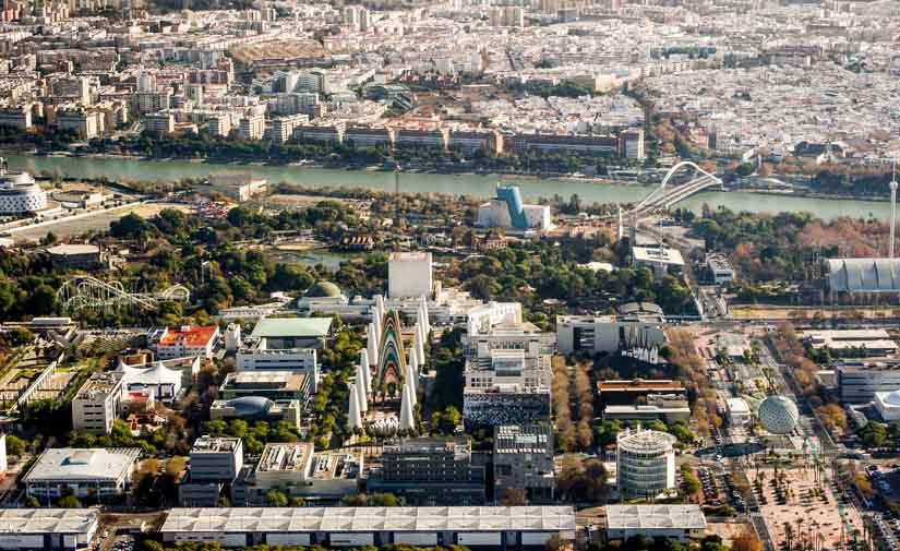 eCitySevilla convoca un reto para el desarrollo de un proyecto piloto de aparcamiento para bicicletas
