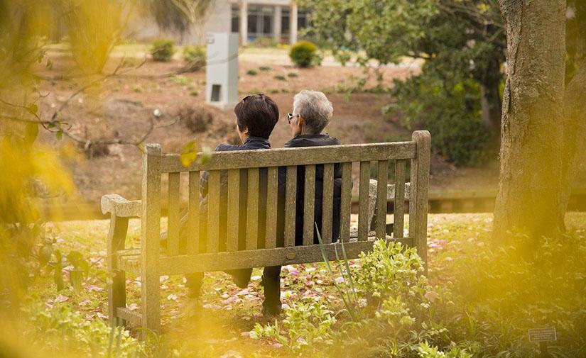 El acceso a los parques, ¿también al alcance de las personas mayores?