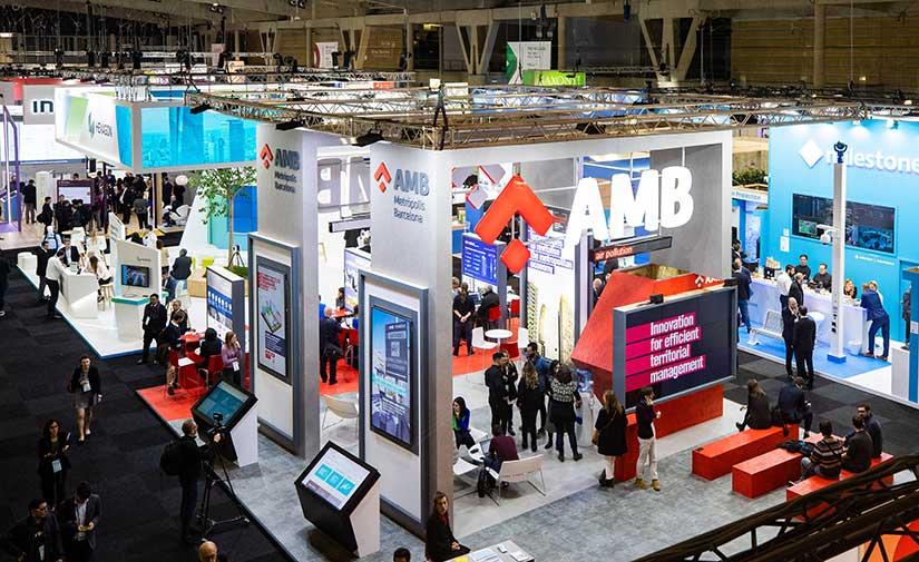 El AMB expone en Smart City Expo las innovaciones tecnológicas aplicadas a la metrópolis de Barcelona