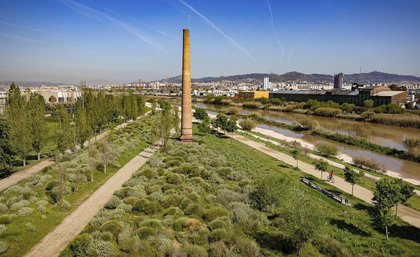 El AMB participa en Life Urban Greening Plans para la mejora de los espacios naturales en áreas periurbanas