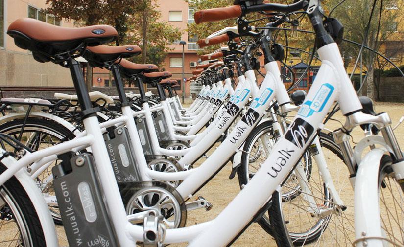 El AMB pone en marcha un mapa colaborativo de la bicicleta