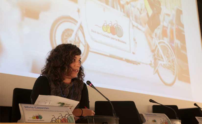 El Área Metropolitana de Barcelona comparte en la Jornada de Ciclo Logística en Madrid sus primeras experiencias en este ámbito
