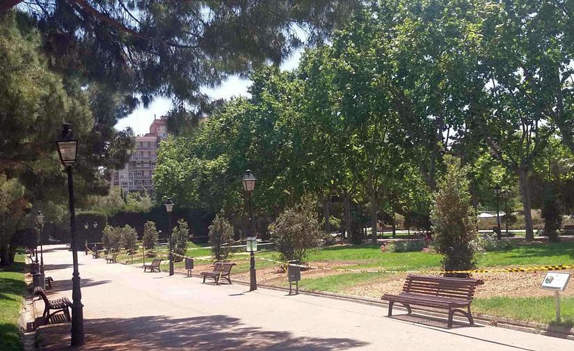 El Area Metropolitana de Barcelona renueva el arbolado en Can Buxeres