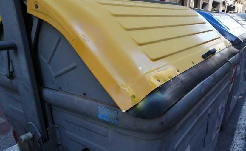 El Ayuntamiento de Alicante amplia su contrato con Ecoembes e instala 200 nuevos contenedores amarillos