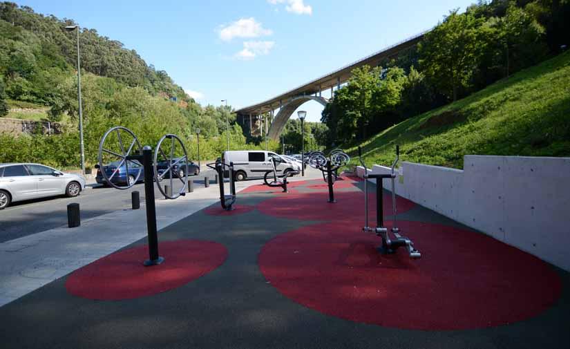 El Ayuntamiento de Bilbao continúa la mejora urbanística en Zamakola